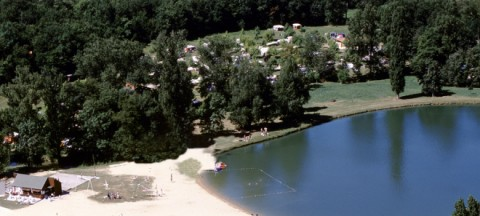 The pool campsite