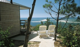 Rental acommodation by the sea to Panorama du Pyla campsite