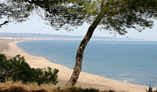 Languedoc, THE major camping destination in France