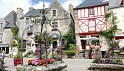 Rochefort-en-Terre, an historic town